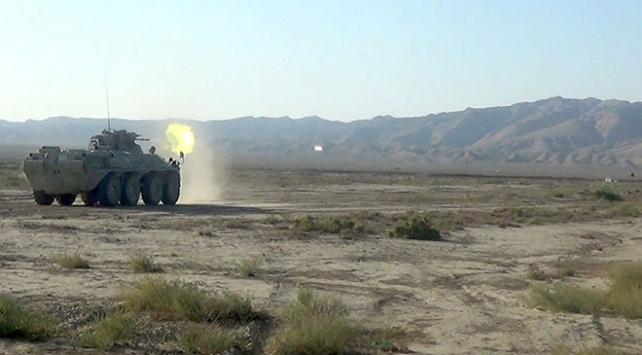 Azerbaycanda ordu Murovdağını işgalden kurtardı
