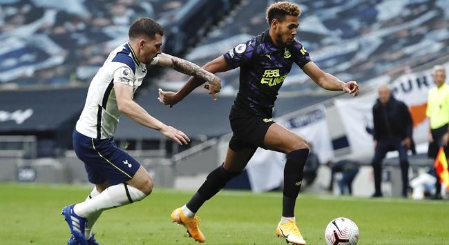 Tottenham galibiyeti uzatmalarda kaçırdı