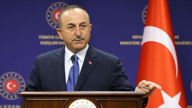 Bakan Çavuşoğlu: Sahada ve masada can Azerbaycanın yanındayız