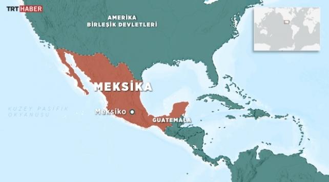 Meksikada silahlı saldırı: 11 ölü