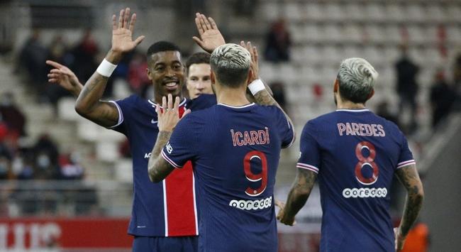 PSG, Mauro Icardi ile kazandı