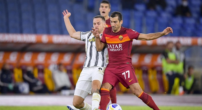 Roma kaçtı Juventus yakaladı