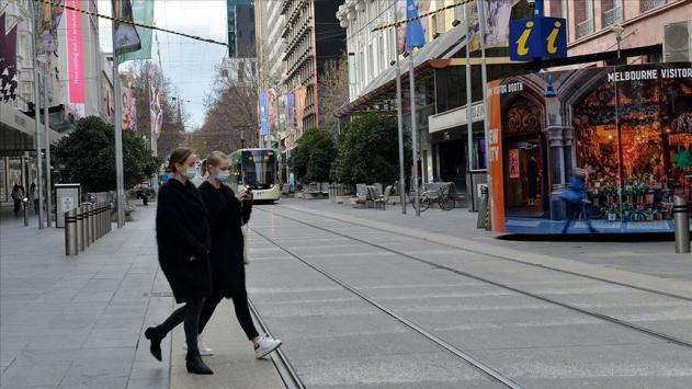 Avustralyada COVID-19dan can kaybı 875e yükseldi