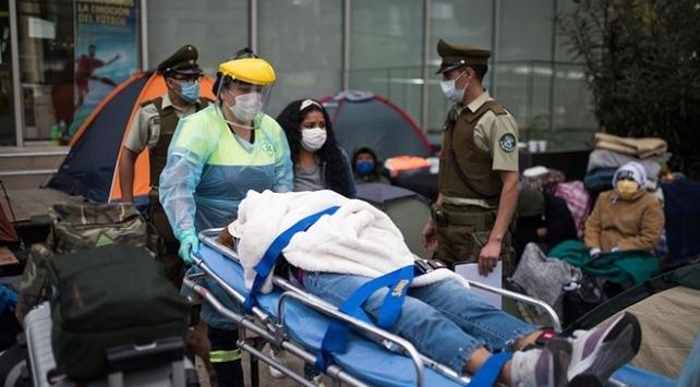 Latin Amerika ülkelerinde COVID-19dan ölümler artıyor