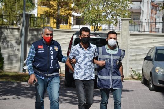 """Konyada akrabalar arasında çıkan """"tarla kavgası""""nda iki kişi yaralandı"""
