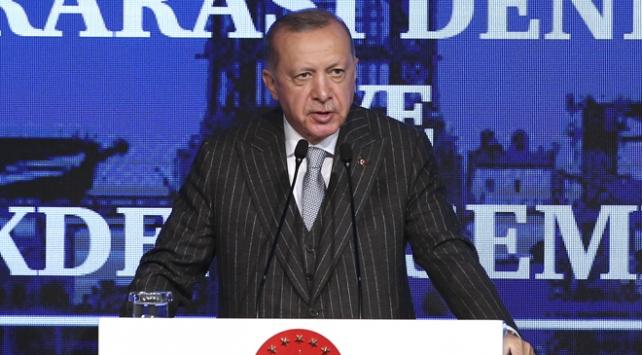 Cumhurbaşkanı Erdoğan: Azerbaycan topraklarına saldıran Ermenistanı bir kez daha kınıyorum