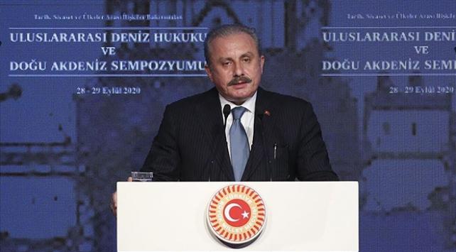 TBMM Başkanı Şentop: Türkiye maddi, manevi bütün gücüyle Azerbaycanın yanındadır