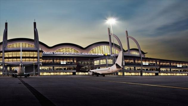 Yaz döneminde 4,8 milyon yolcu Sabiha Gökçen Havalimanını kullandı