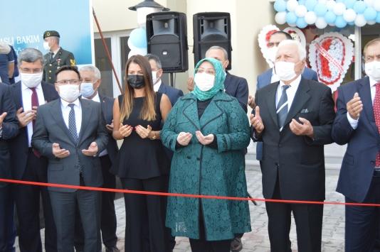 Bakan Zehra Zümrüt Selçuk, Afyonkarahisarda huzurevi açılışında konuştu