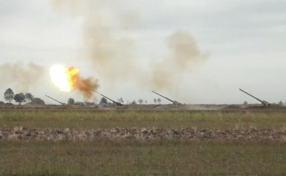 Azerbaycan ordusunun topraklarını Ermenistan işgalinden kurtarma operasyonu devam ediyor