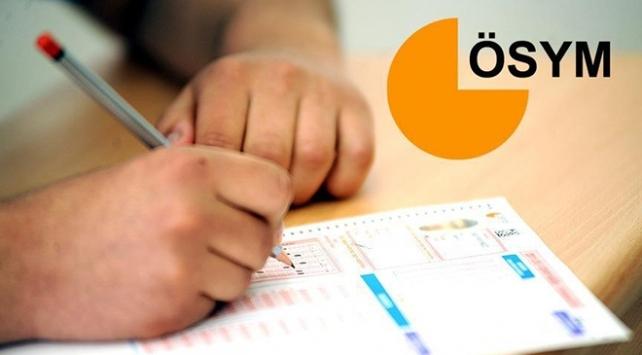 Yabancı Dil Bilgisi Seviye Tespit Sınavı soru kitapçıkları ve cevap anahtarları yayımlandı