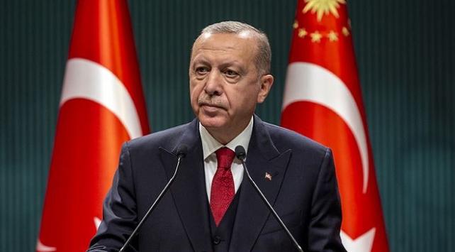 Cumhurbaşkanı Erdoğan: Doğu Akdenizde tehdit diline boyun eğmeyeceğiz