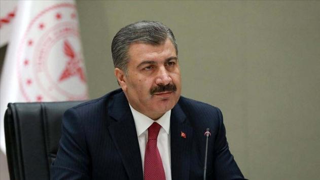 Sağlık Bakanı Kocadan TRTye teşekkür