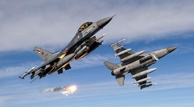 Irakın kuzeyinde 4 terörist etkisiz hale getirildi