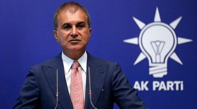 AK Parti Sözcüsü Çelikten provokasyon uyarısı
