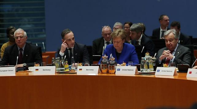 BM ve Almanyadan Libya konulu toplantı