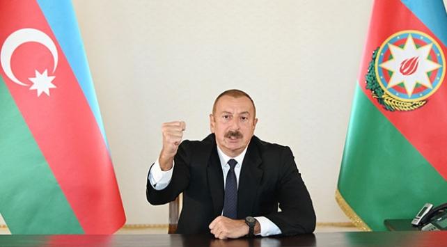Azerbaycan Cumhurbaşkanı Aliyev, BM Genel Sekreteri ile görüştü
