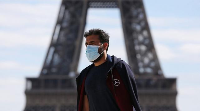 Fransada günlük vaka sayısı uzun aradan sonra 5 binin altında