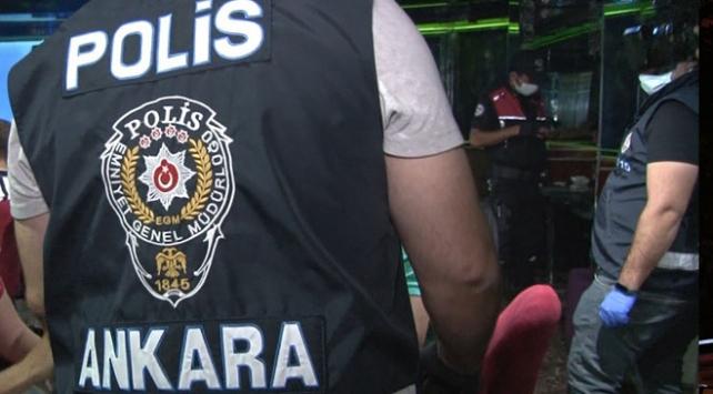 Ankaradaki eğlence mekanlarında koronavirüs denetimi