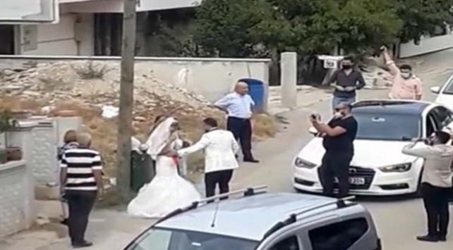 Bursadaki düğünde silahla havaya ateş açanlara 6 bin 300 lira ceza
