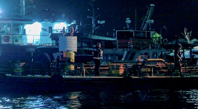 Kaçak akaryakıt için gemi taşımacılığı şirketi kuranlara operasyon