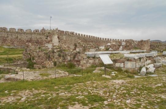 Midilli Adasındaki Osmanlı eserlerine UNESCO koruması talebi