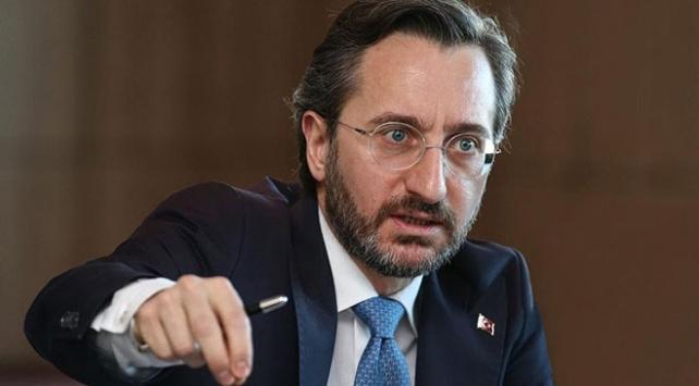 Fahrettin Altundan Azerbaycan çağrısı
