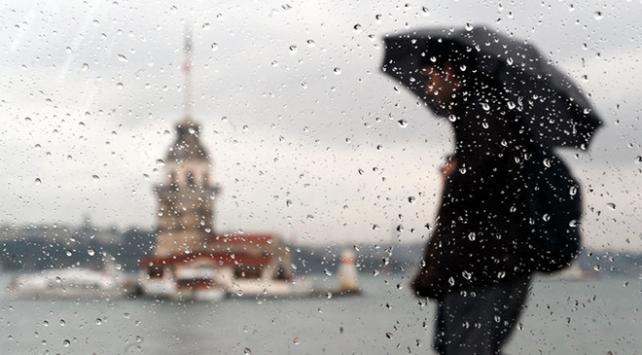 Meteorolojiden 3 büyükşehre sağanak ve fırtına uyarısı