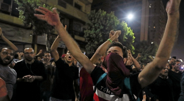 Mısırda Sisi karşıtı gösterilerde bir haftada yüzlerce kişi gözaltına alındı