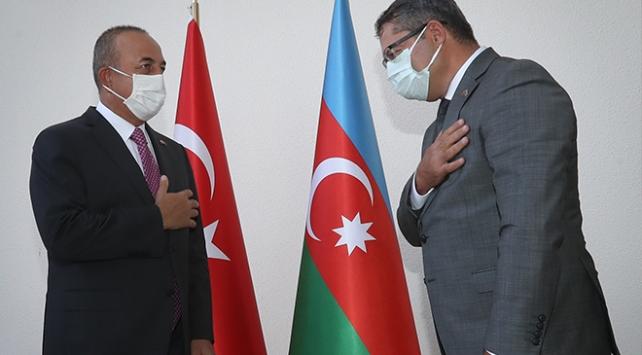 Çavuşoğlundan Azerbaycan açıklaması: Artık bu meseleyi kökünden çözmek istiyoruz
