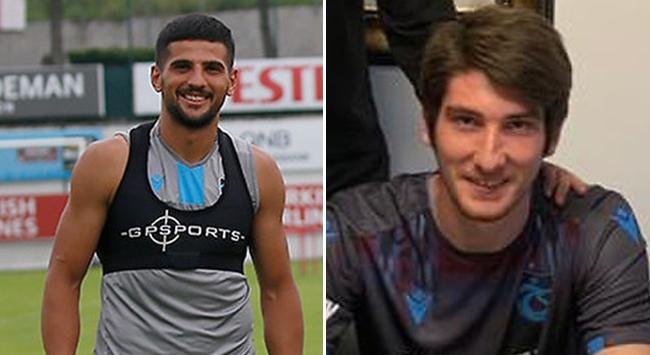 Trabzonsporda iki isim kiralandı