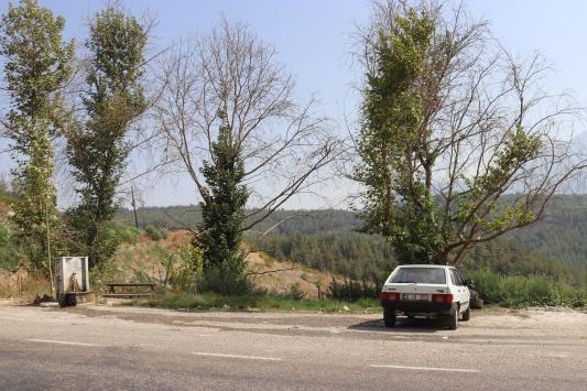 Osmaniyede bir kişi otomobilin içinde ölü bulundu