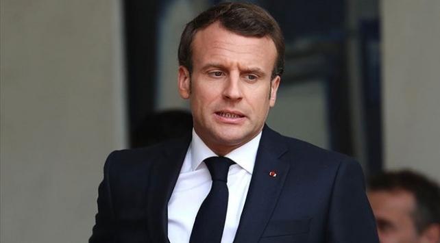 Macron: Avrupa Parlamentosu sadece Brükselde toplanırsa mahvoluruz