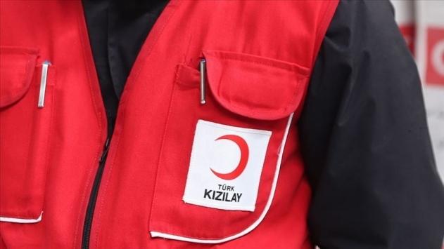 Türk Kızılaydan Senegaldeki sel mağdurlarına yardım