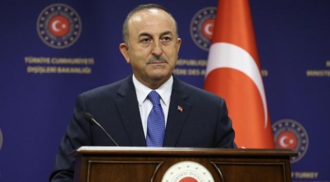 Bakan Çavuşoğlu: Türkiye uluslararası çabaları desteklemeye devam edecek