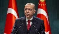 Cumhurbaşkanı Erdoğan'dan Kuveyt Emiri için başsağlığı mesajı