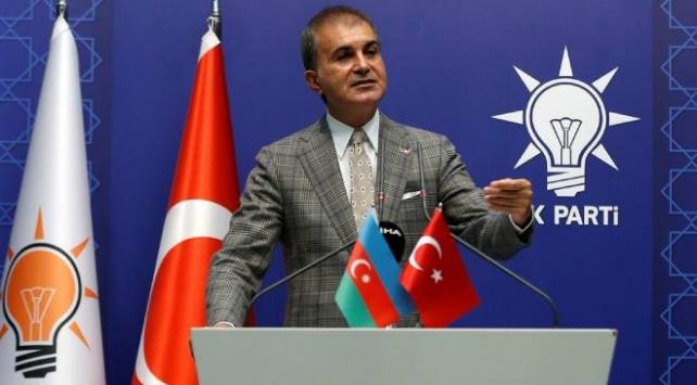 AK Parti Sözcüsü Çelik: Karabağ bölgesi Azerbaycan toprağıdır, Ermenistan orada işgalcidir