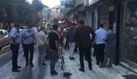 Fatih'te iş yerinde patlama: 2 yaralı