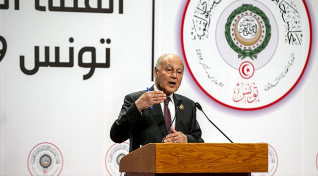 Filistin Kurtuluş Örgütünden Arap Birliği Genel Sekreterine istifa çağrısı