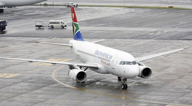 Güney Afrika Hava Yolları faaliyet durdurdu