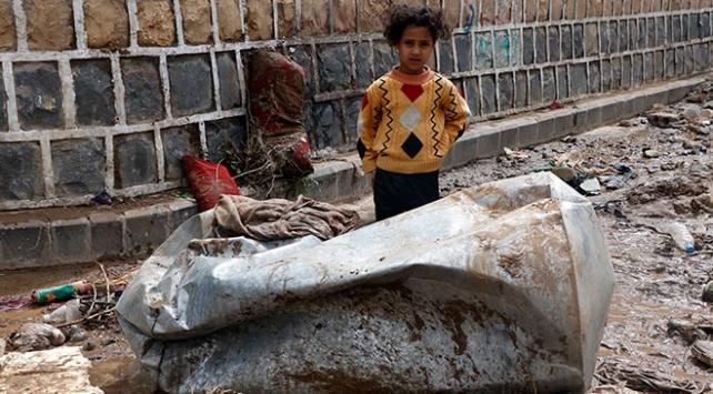 Yemene insani yardım planının sadece yüzde 38i finanse edildi
