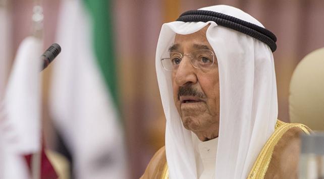 Kuveyt Emiri es-Sabah için taziye mesajları