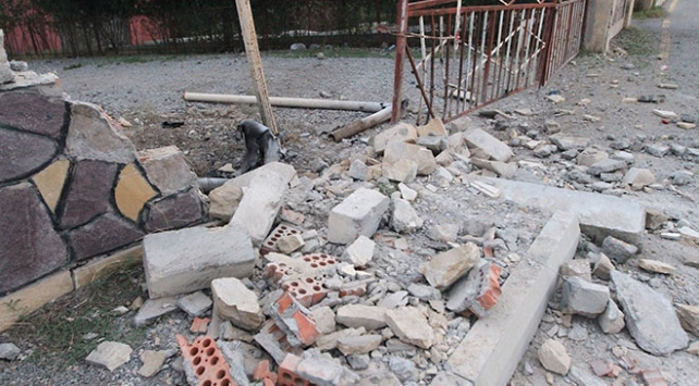 Ermenistan Terterde sivilleri hedef aldı: 7 yaralı