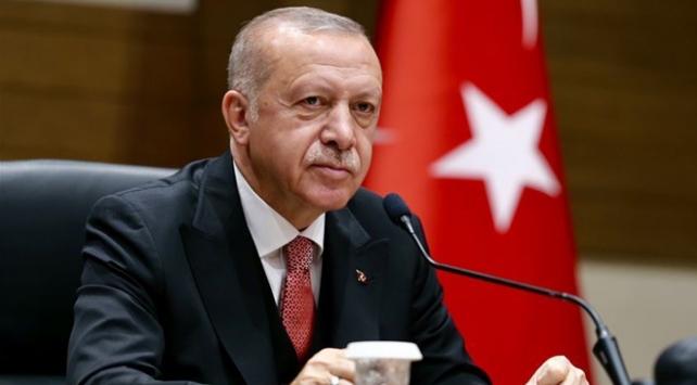 Cumhurbaşkanı Erdoğandan AB liderlerine mektup