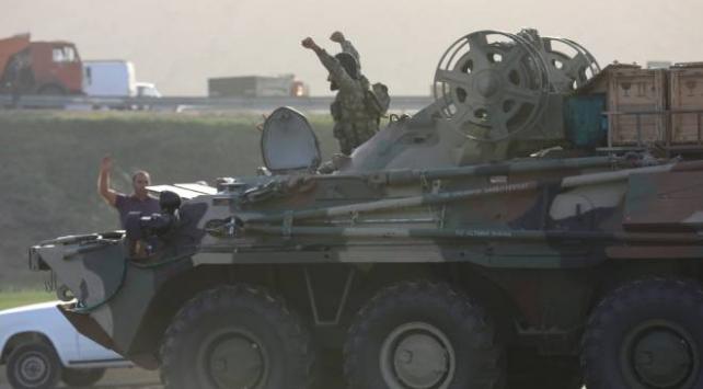 Azerbaycan ordusu, Ağdere-Terter yönünde Ermenistan güçlerini kuşatma altına aldı