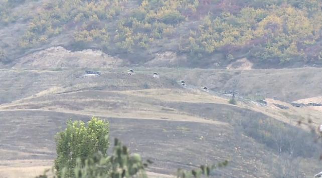 Azerbaycan: Tonaşende konuşlanan Ermeni taburu mevzileri bırakarak kaçtı