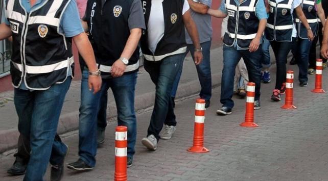 Diyarbakırda terör operasyonu: 14 gözaltı