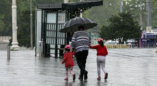 Doğu Karadenizde kuvvetli yağış bekleniyor