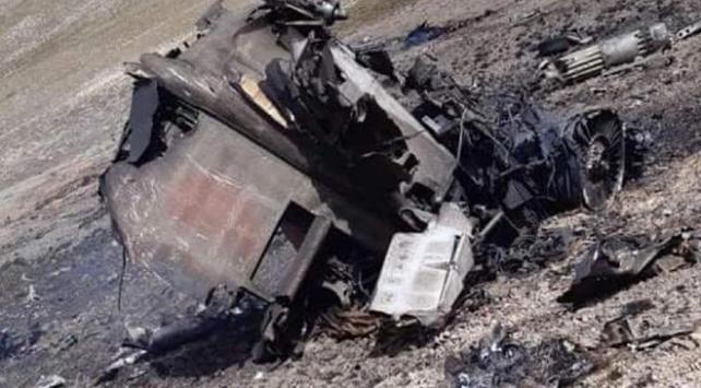 Azerbaycan: Ermenistana ait 2 uçak dağa çarparak düştü
