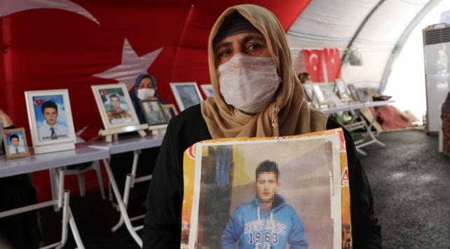 Diyarbakır annelerine katılım sürüyor